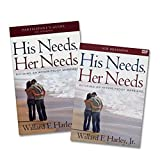 His Needs, Her Needs Study Set - His Needs, Her Needs: Building an Affair-Proof Marriage (Study Guide + DVD)