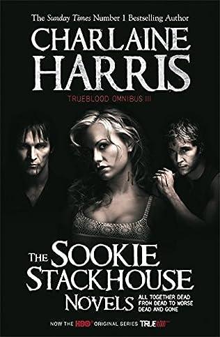 book cover of True Blood Omnibus III