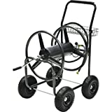 Precision Products Inc HR350 Hose Reel Cart, 350-Feet