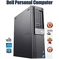 Dell Optiplex 980 Desktop PC - Intel Core i5-650 3.2GHz 8GB DDR3 RAM 128GB SSD DVDROM Windows 7 Pro (Certified Refurbished)