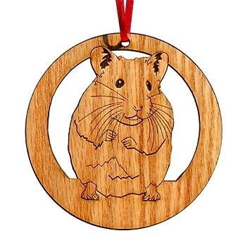 Image Unavailable - Amazon.com: 4 Inch Hamster Ornament: Beauty