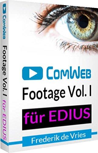 comweb footage vol 1 für edius amazon de computer \u0026 zubehör