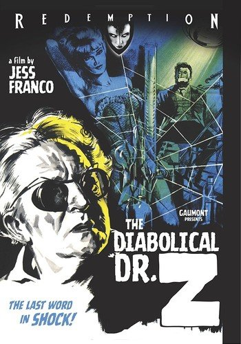 DVD : The Diabolical Dr. Z (DVD)