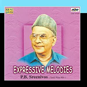 Expressive Moods P.B. Srinivas (Tamil): Amazon.com.br: CD