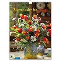 "Classickalender ""Blumenkalender"" 2020: 24 x 33 cm"