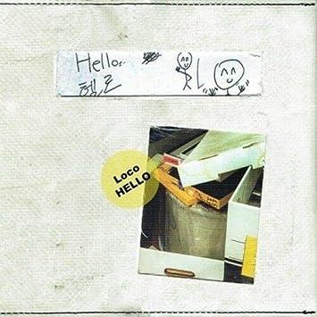 Amazon com: LOCO - [Hello] EP Album CD+Booklet+Tracking K