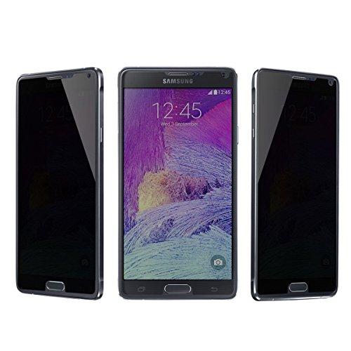 Josi Minea Samsung Galaxy Note 3 Privacy LCD Anti-Spy Screen Protector Film Guard Cover Shield for Samsung Galaxy Note 3 / Note III / N9000 - Retail Packaging ()