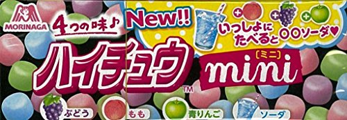Morinaga Hi-Chew mini 40gX12 this Japan Ltd Mini