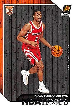 quality design 0ad51 1194d Amazon.com: 2018-19 NBA Hoops Basketball #265 De'Anthony ...