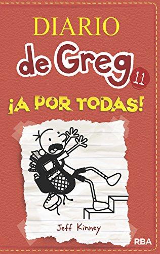 Diario Greg 11 todas Spanish ebook product image