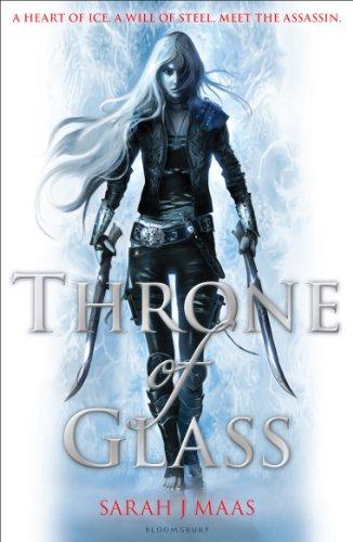 """Throne of Glass"" av Sarah J. Maas"