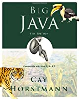 Big Java: Compatible with Java 5, 6 and 7 Front Cover