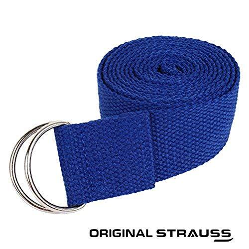 Strauss Yoga Belt, 6 Feet Price & Reviews