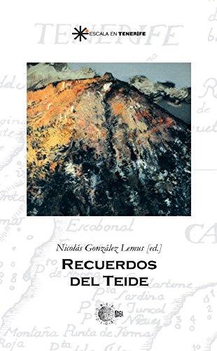 Descargar Libro Recuerdos Del Teide Nicolás [ed,] González Lemus