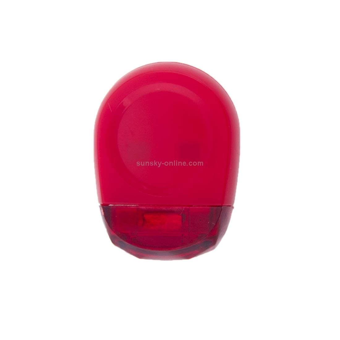 Red Diamond Cut Style 16GB Mini USB Flash Drive for PC and Laptop Lekai Multifunctional Meet Different Needs ,Easy to Carry Around.