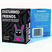 Amazon #DealOfTheDay: Disturbed Friends - First Expansion (All New Cards)