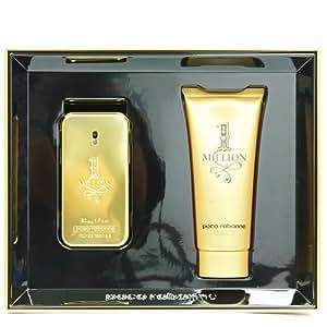 Paco Rabanne - 1 Million - Set de regalo Eau de Toilette 50 ml + Gel de ducha 100 ml para hombres