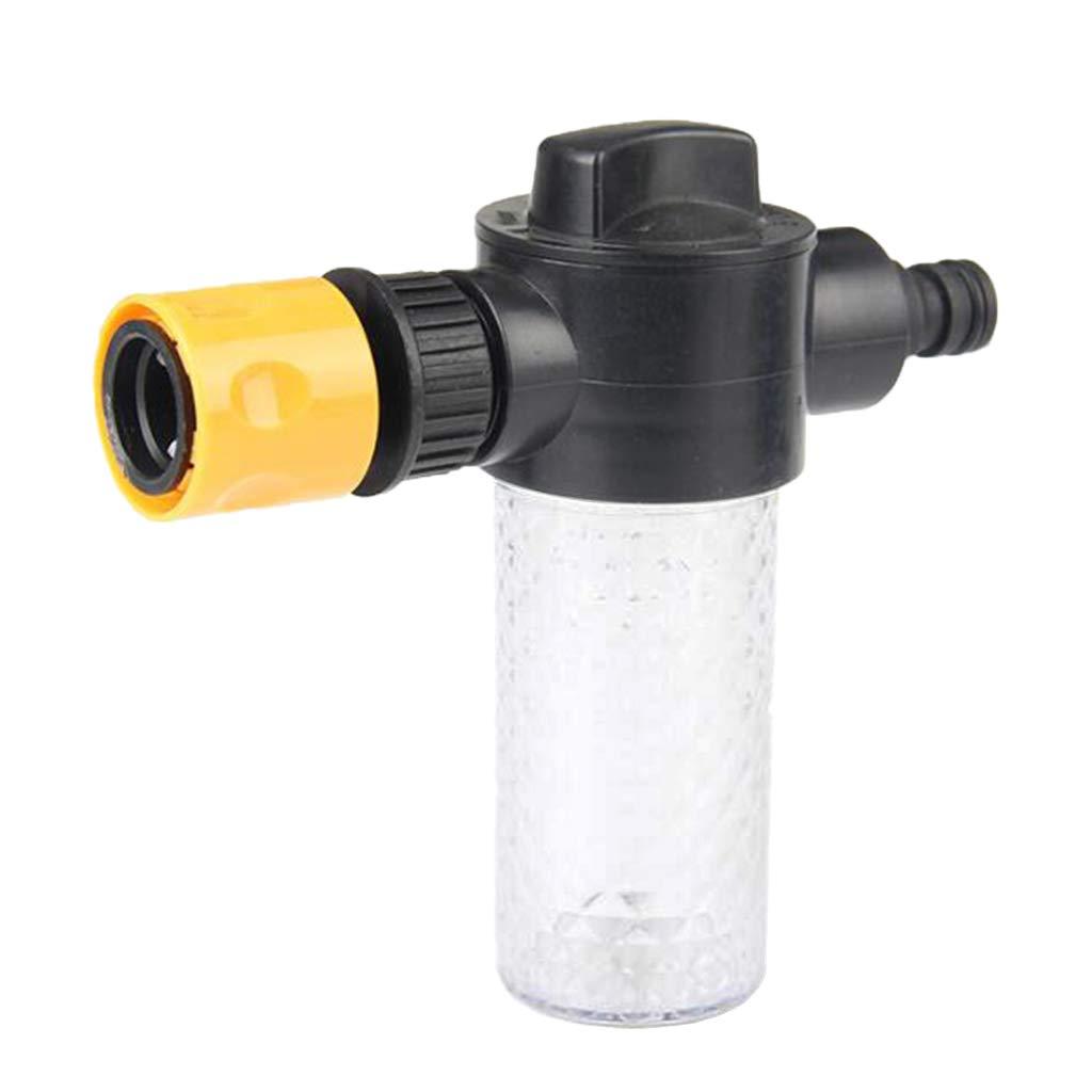 TOOGOO 1Set Car Cleaning Foam Pot Household Multi-Functional Car Washing Water Snow Foam Bottle Auto Accessory