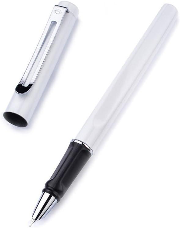 Penne Stilografiche Scrittura con penna in metallo con kit inchiostro Scrittura con penna piuma doca blu retr/ò con penna doca Penna piuma depoca con bottiglia dinchiostro per decorazione regalo st
