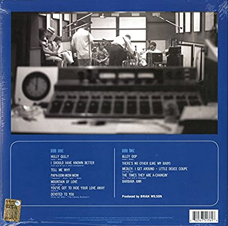 The Beach Boys Party! Uncovered And Unplugged [Vinilo]