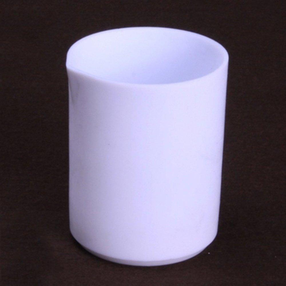 ZGUO Teflon Beaker PTFE Cylinder F4 Teflon 30 Container (30ml)