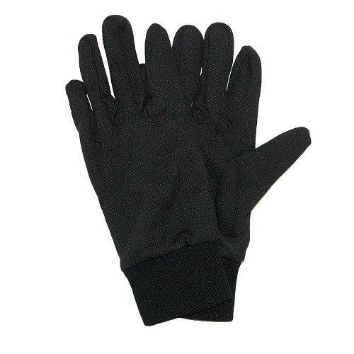 Grand Sierra Men's Polypropylene Glove Liner, Large / Xlarge, Black ()