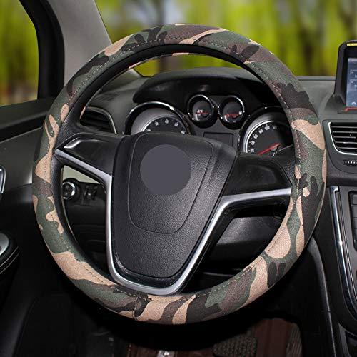 jeep camo steering wheel cover - 5