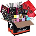 SHANY Holiday Surprise - Exclusive All in One Makeup Bundle - Includes Pro Makeup Brush Set, Eyeshadow Palette,Makeup Set or Lipgloss Set and etc. - COLORS & SELECTION VARY