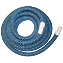 """Protech BS114X30 1 1/4"""" x 30' Vacuum Hose with Swivel Cuff"""