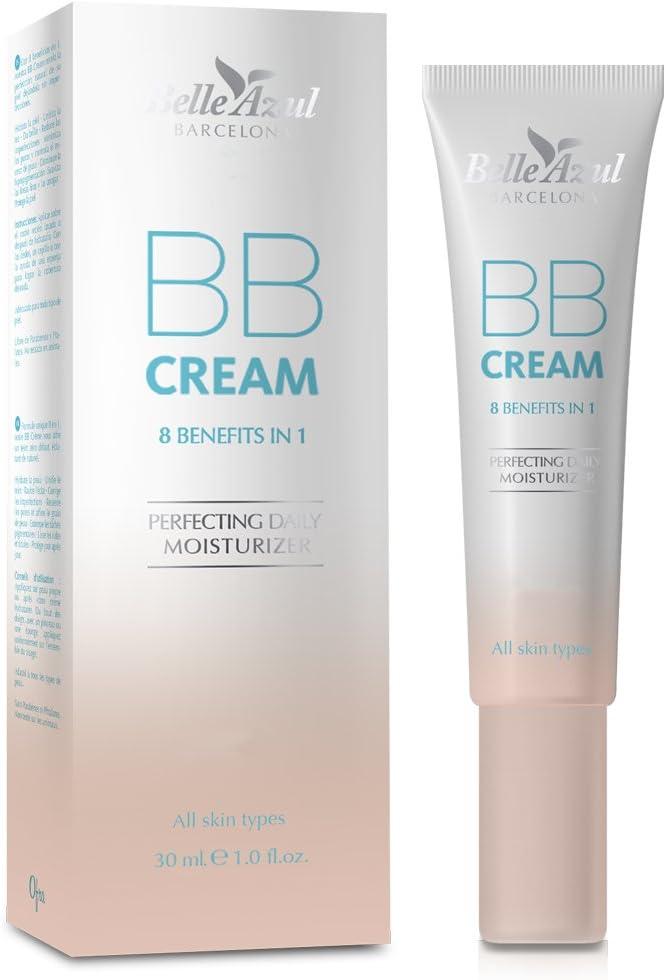 Belle Azul BB crème 8 en 1 - Meilleure BB crème peau noire