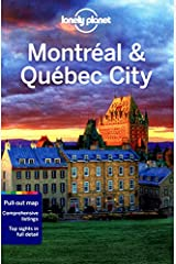 Lonely Planet Montreal & Quebec City (Travel Guide) Paperback