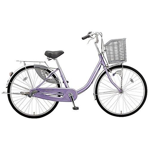 ミヤタ(MIYATA) シティサイクル 自転車 アルミスターU DAU608 (OM30) ティーンラベンダー B077NTYH8T
