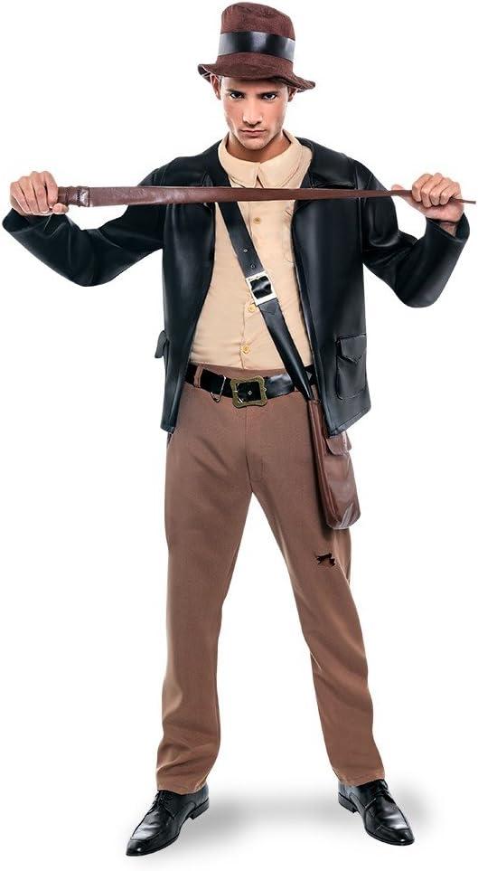 Disfraz de Arqueólogo aventurero para hombre: Amazon.es: Juguetes ...