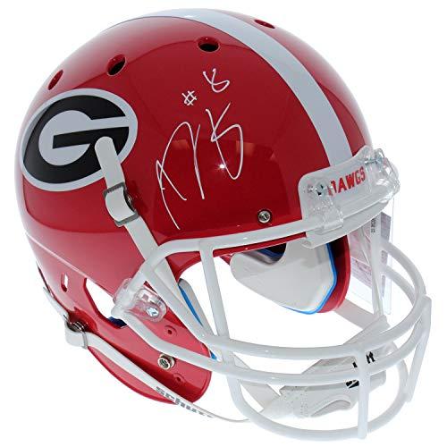 AJ Green Georgia Bulldogs Autographed Signed Schutt Full Size Replica Helmet - PSA/DNA Authentic