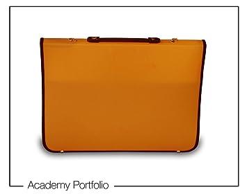 Pr/äsentationsmappe Art Portfolio Economy DIN A3 10 Sichth/üllen aus PVC-Weichfolie 675742+10 Sehr gute Qualit/ät Stabil und Funktionell.