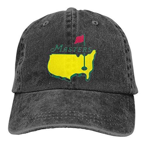 - Masters Tournament Augusta National Golf Cowboy Hat Trucker Hat Denim Adult Baseball Cap