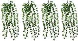 Best GE Indoor Plants - 4 Bunchs Home Garden Wall Decoration Outdoor Atificial Review