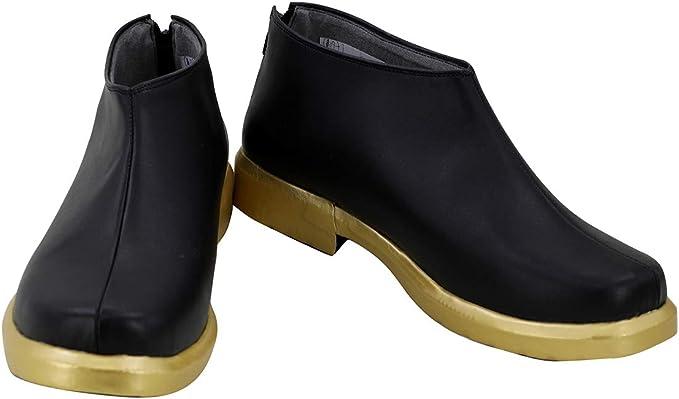 Kujo Jotaro Shoes Cosplay JoJo/'s Bizarre Adventure Men Boots