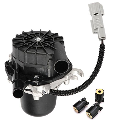 (17610-0C010 Secondary Air Injection Pump Smog Pump for Toyota Tundra 4Runner Sequoia Land Cruiser Lexus LX470 GX470 4.7L V8 Replace OE# 176100C010 10200162BAC 10200162AAC)
