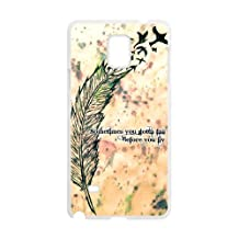 Custom Funny Infinity OKAY OKAY Case for SamSung Galaxy Note 4 The Fault In Our Stars