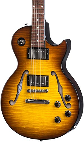 Les Paul Special Electric Guitar (Gibson ES-Les Paul Special II Semi-Hollow Electric Guitar Iced Tea Burst)