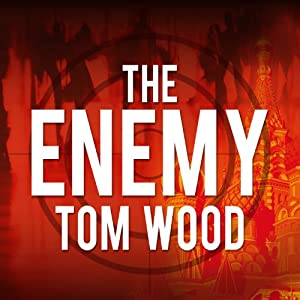 The Enemy: Victor the Assassin, Book 2 Audiobook