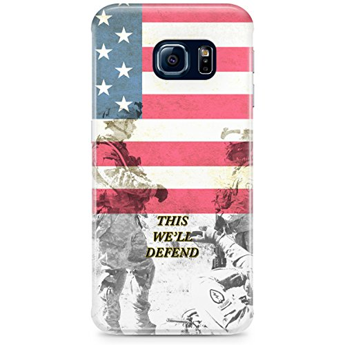Phone Case For Apple iPhone 6 - US Army Armed Forces USA Designer Cover