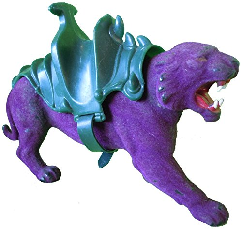 [Vintage He-man Masters of the Universe Action Figure Vehicle Panthor] (He Man Vehicle)