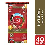 Purina ONE Natural Dry Dog Food, SmartBlend Lamb &...
