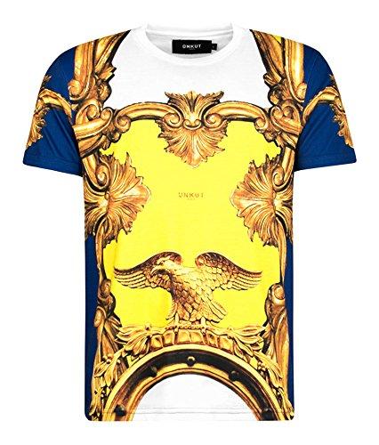 Homme Adler Xxl Shirt Jaune T Shirts Unkut 08wmnvN