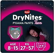Huggies Drynites 8-15 Girl