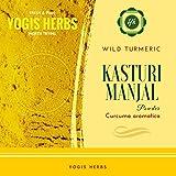 Yogis Herbs Premium KASTURI MANJAL– ( Curcuma aromatica / Wild Turmeric ) Fresh & Pure – 250g For Sale