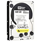 WD RE4 500 GB Enterprise Hard Drive, 3.5 Inch, 7200 RPM, SATA II, 64 MB Cache (WD5003ABYX) (Old Model)