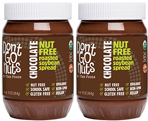 Don't Go Nuts Nut Free Organic Soy Butter